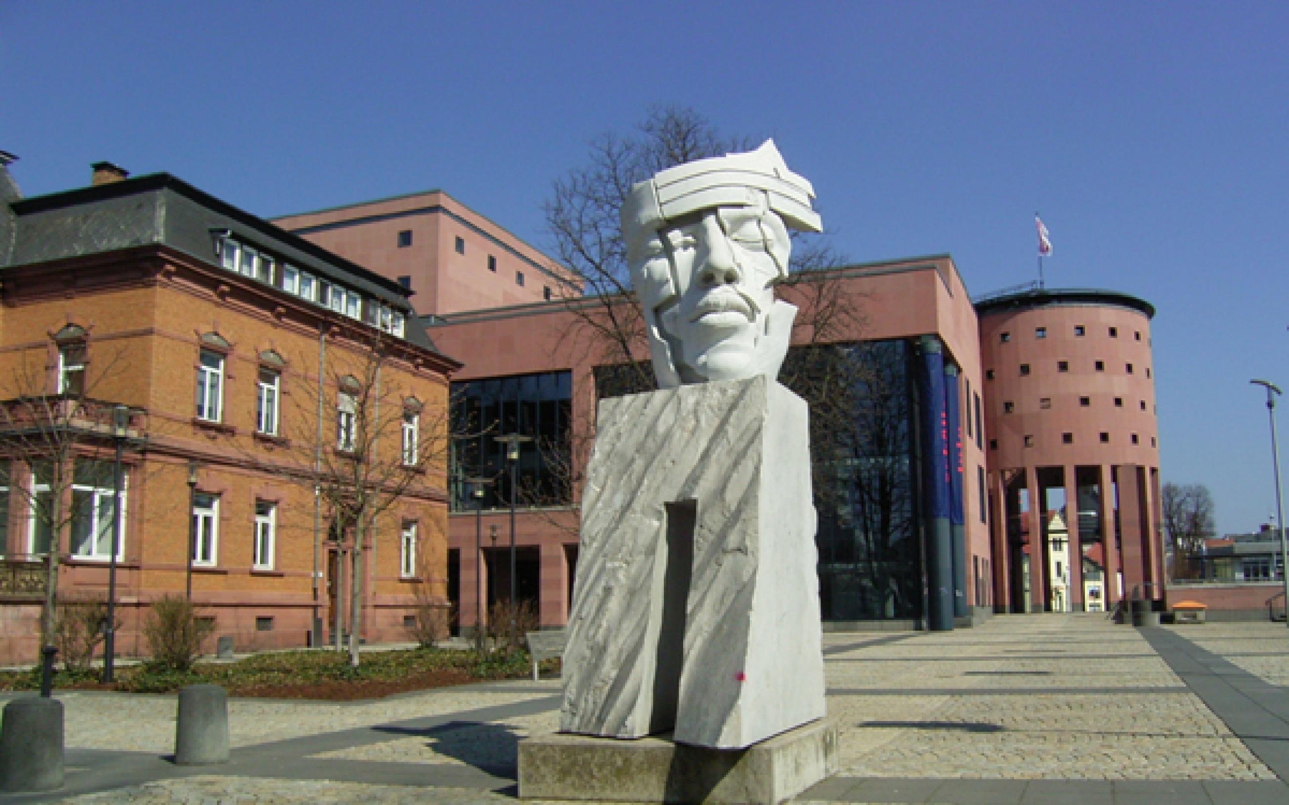 Kaiserslautern, Germany: Pfalztheater