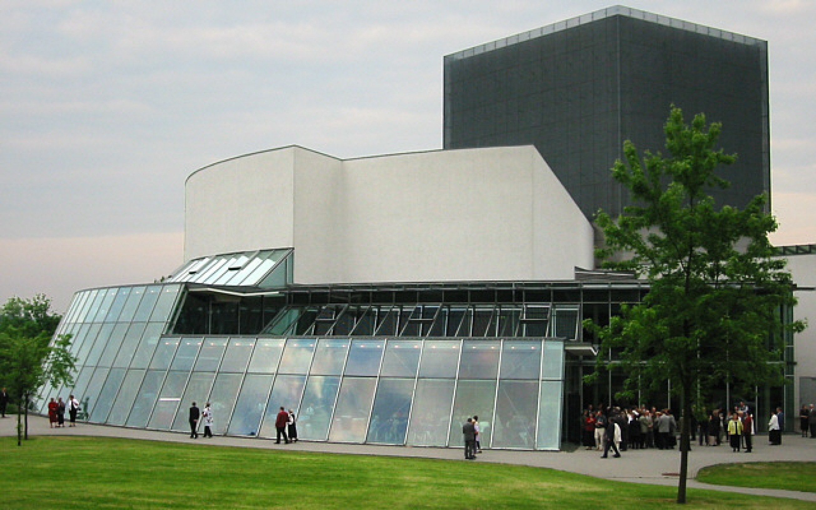 Hof, Bavaria, Germany: Theater