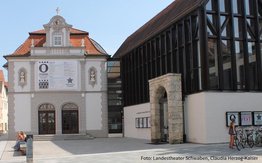 Foto Landestheater Schwaben
