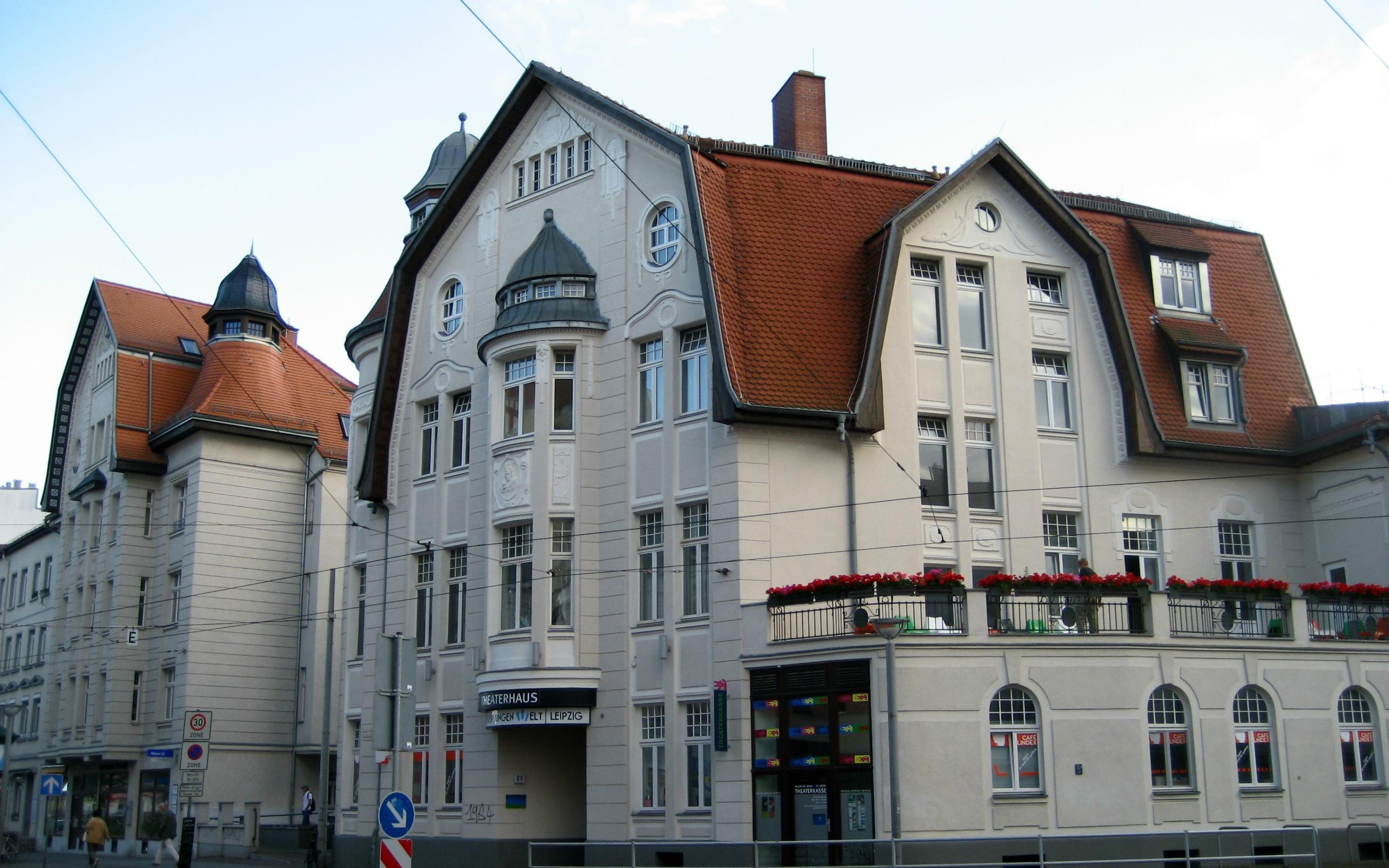Theater am Lindenauer Markt (Theater der Jungen Welt)