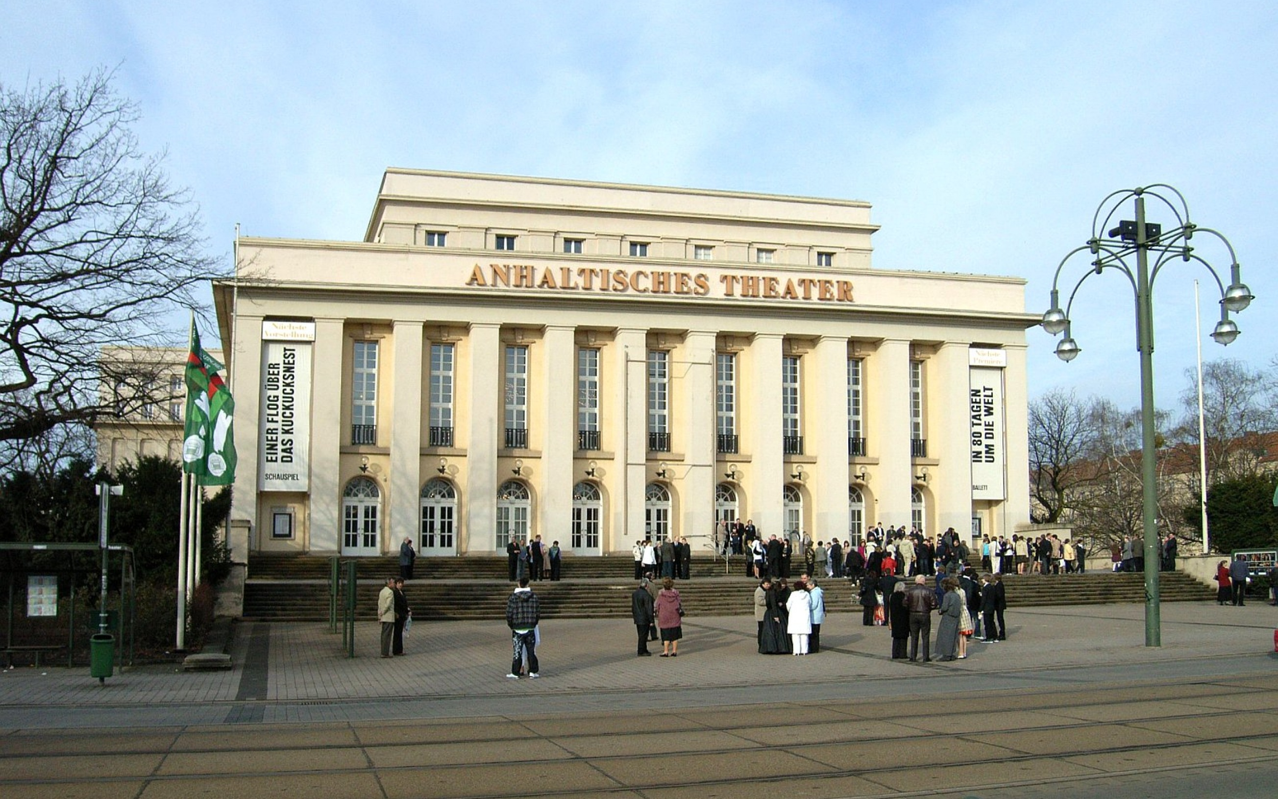 Dessau,Anhaltisches Theater