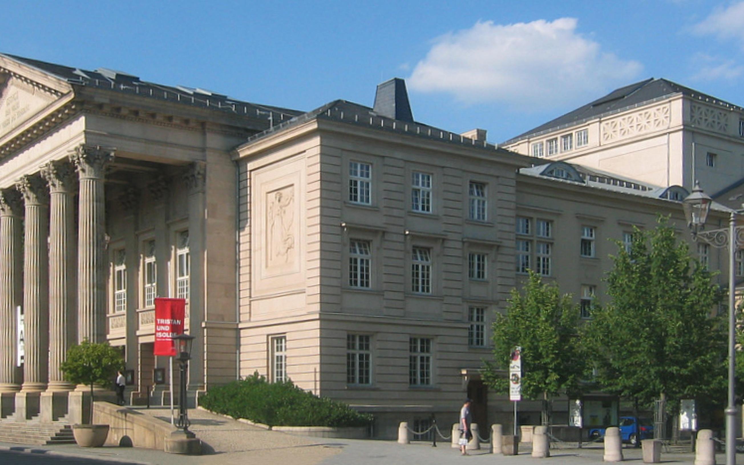 Meiningen Staatstheater, Germany