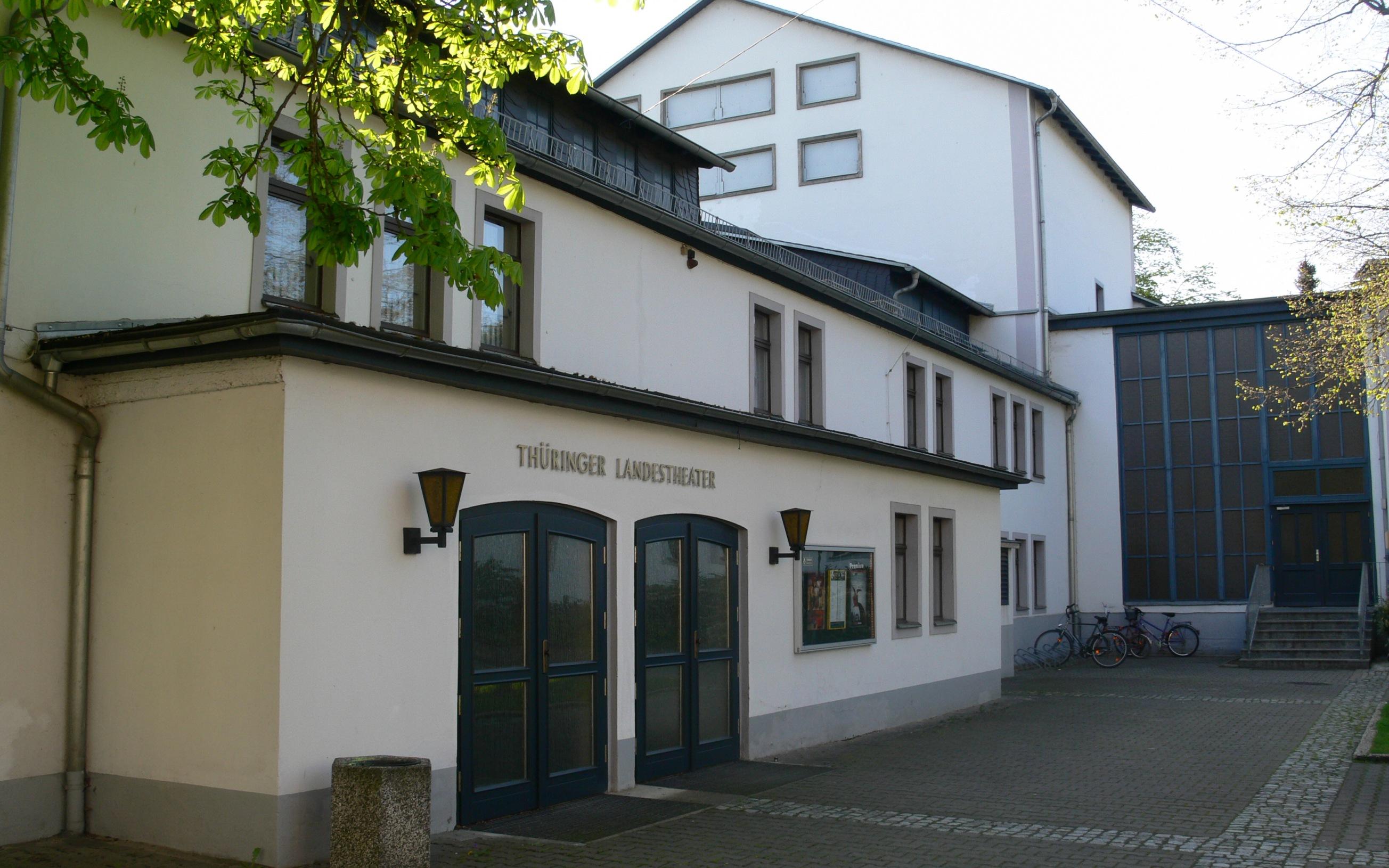Theater Rudolstadt Großes Haus
