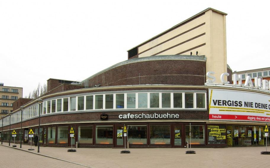 Theater Schaubühne am Lehniner Platz, Berlin