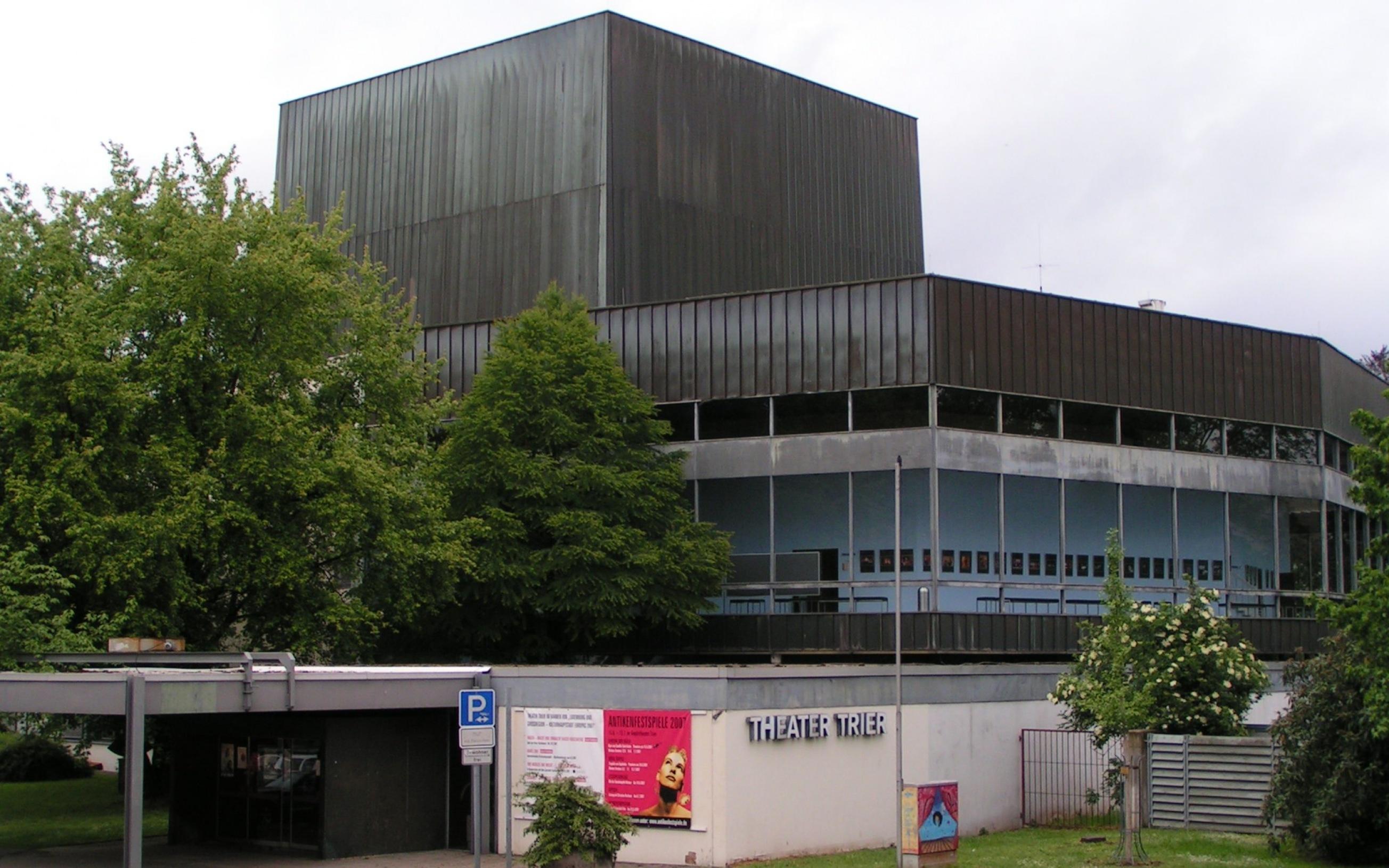 Theater Trier, Trier, Deutschland