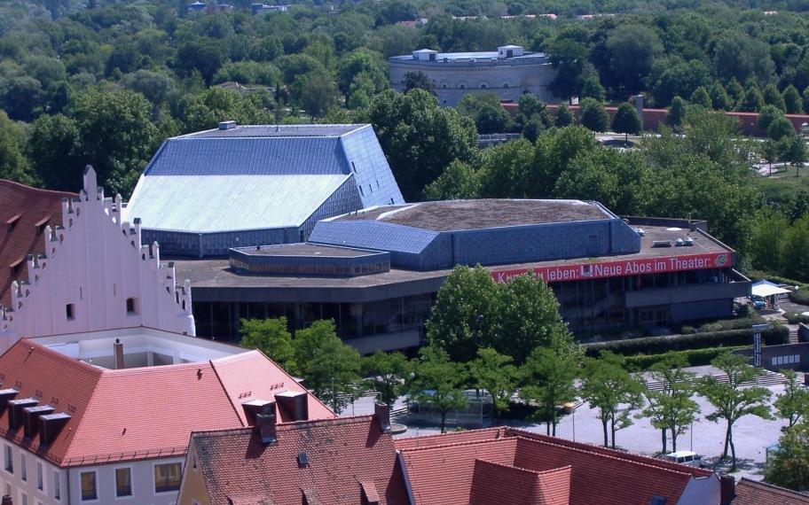 Das Stadttheater Ingolstadt