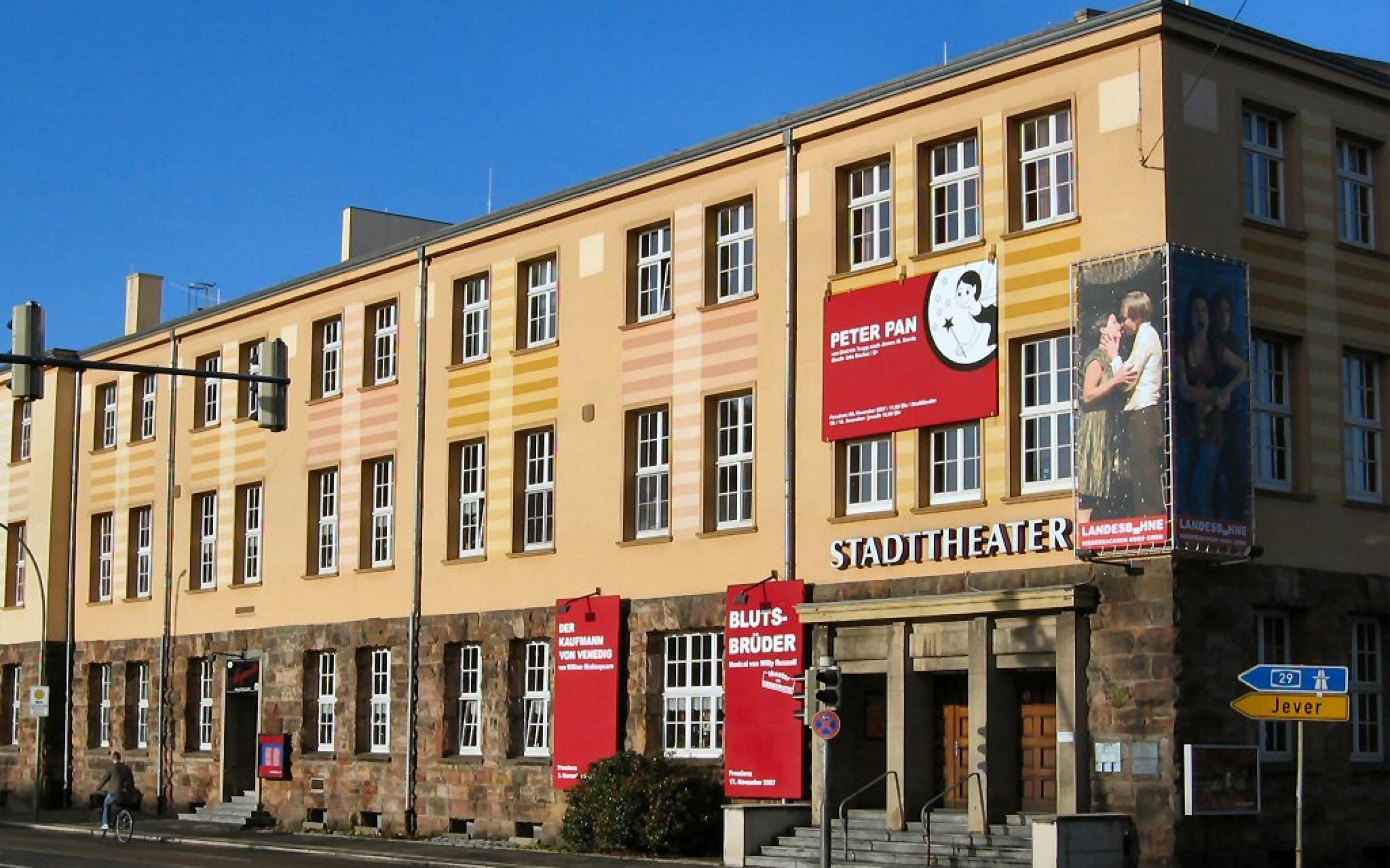 Wilhelmshaven, Stadttheater