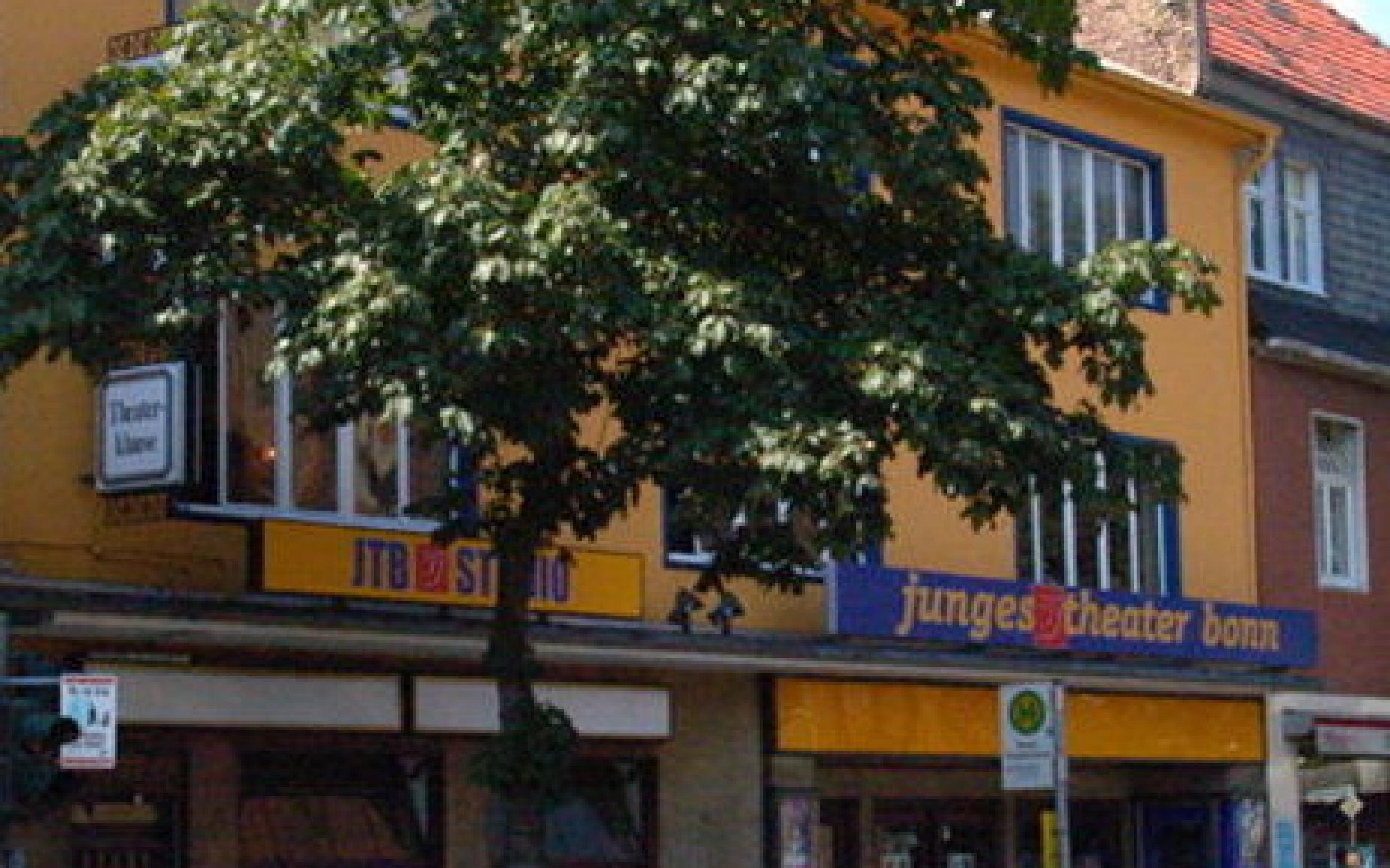 Junges Theater Bonn, Aussenansicht