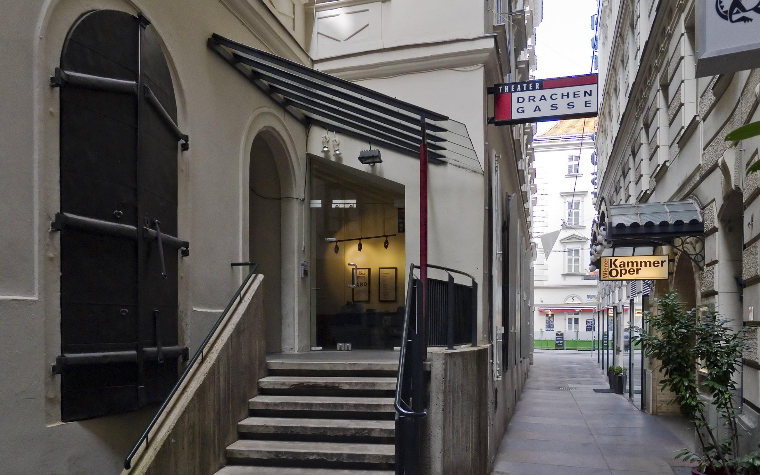 de:Theater Drachengasse in Wien 1