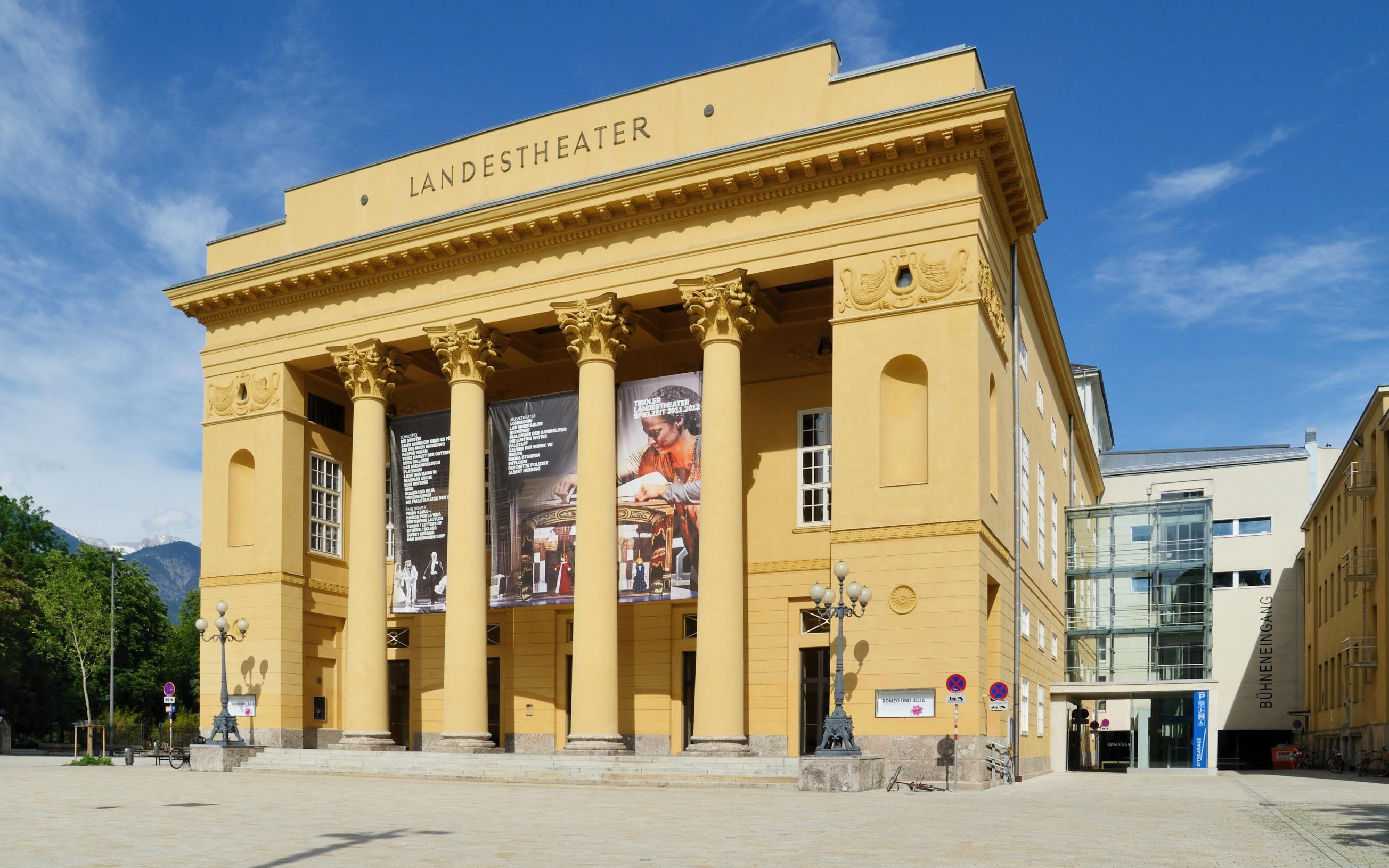 Innsbruck: Landestheater