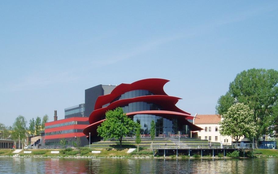 Hans Otto Theater, Potsdam, Deutschland