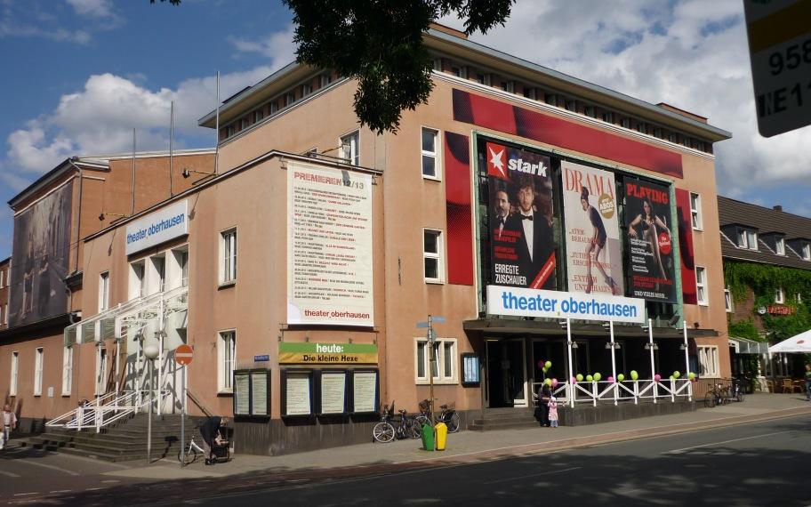 Theater Oberhausen (August 2012)