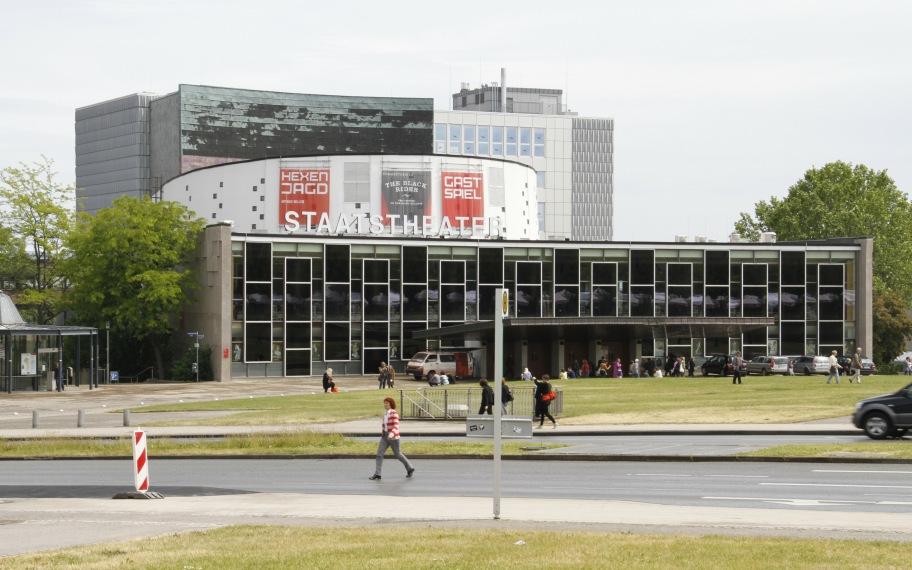 dOCUMENTA(13) Veranstaltungsgebäude Staatstheater