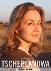 backstage TSCHEPLANOWA - Buchpremiere mit Schauspielerin Valery Tscheplanowa und Autorin Dorte Lena Eilers